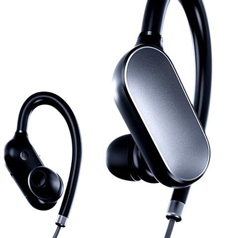 Headset Xiaomi Mi A1 Xiaomi Mi Sports Bluetooth Headset With Waterproof Design