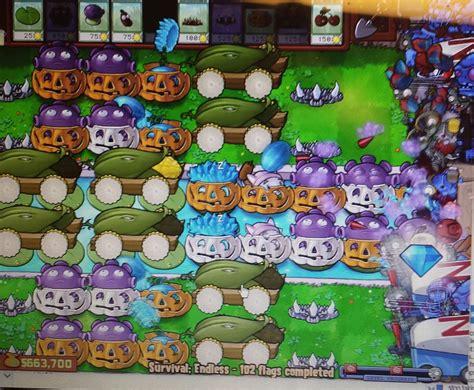 tutorial plant vs zombie survival endless blog dreaming big