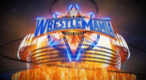 Wm 33 Card Template by Renders Backgrounds Wreatlemania 33 Match
