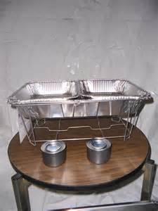 disposable chafing dish e z