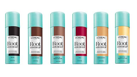 Touch On L by Root Cover Up Sprays To Cover The Grey Fashion