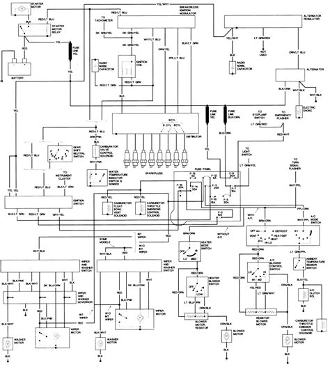 kenworth turn signal wiring diagram emergency flasher