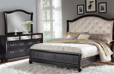 Mirrored Bedroom Set Furniture Silver Mirrored Bedroom Furniture Raya Furniture