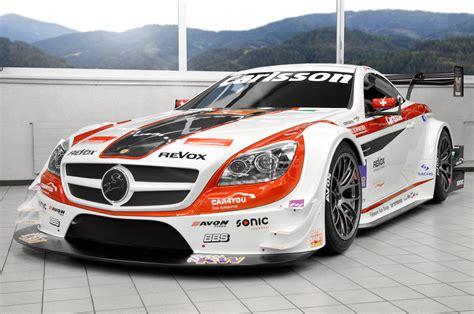mercedes race cars 2013 carlsson mercedes slk race racing tuning e