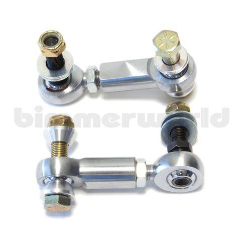 bmw sway bar bimmerworld arm mounted adjustable front swaybar links