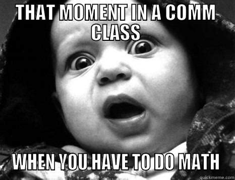 Communication Major Meme - communication major baby quickmeme