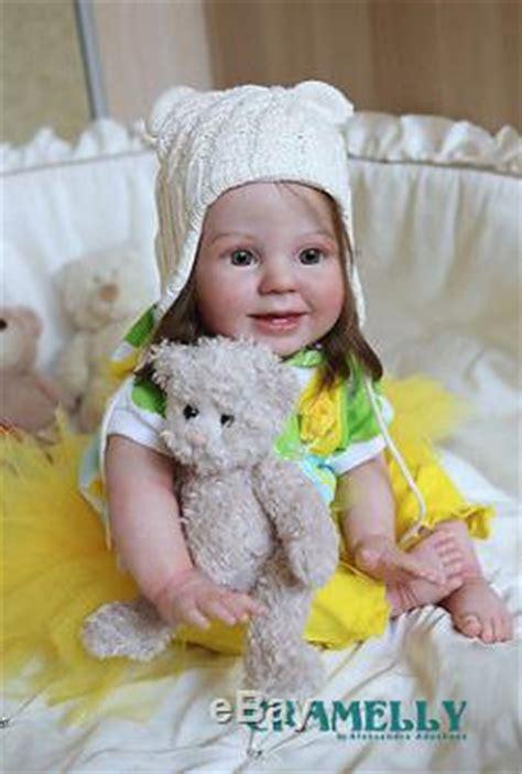 Amelia Babydoll reborn baby amelia by donna rubert realistic reborn