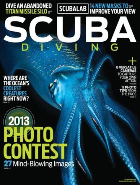 scuba dive magazine scuba diving magazine subscriptions renewals gifts