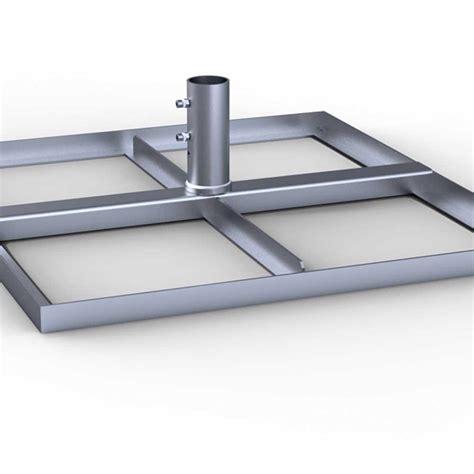 may schattello may schattello standrahmen f 252 r betonplatten 1 satz