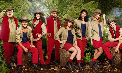 celebrity jungle who is out who s in i m a celebrity 2017 confirmed line up and