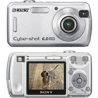 Kamera Digital Sony Dsc S600 assunto de modelo