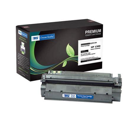 Toner Q2613a hp laserjet 1300 black toner cartridge reman oem