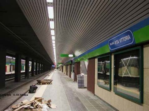 passante ferroviario porta vittoria il passante ferroviario cantiere di porta vittoria