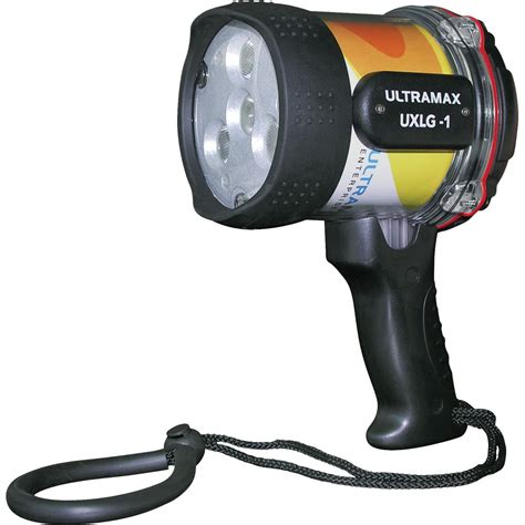 Ultramax Ultrapower Ii 6w Led Wide Angle Video Dive Light Led Wide Angle Lights