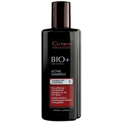 Bio 200ml 200 Ml cutrin bio active shoo step 1 200 ml