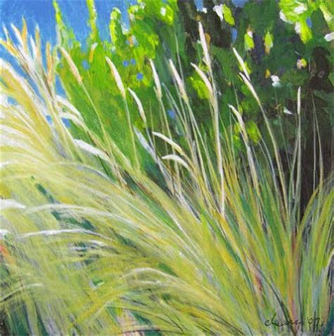 acrylic paint grass daily painters abstract gallery grass 1 acrylic