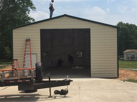 high quality commercial metal garage now for sale