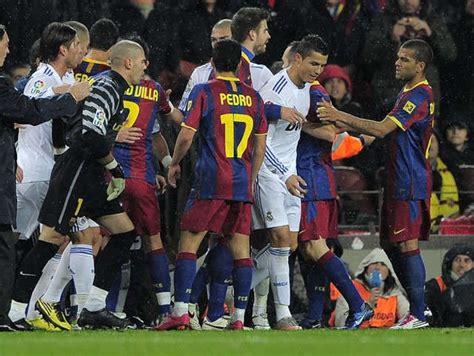 barcelona detik detik com barcelona vs real madrid 5 0 partai memalukan