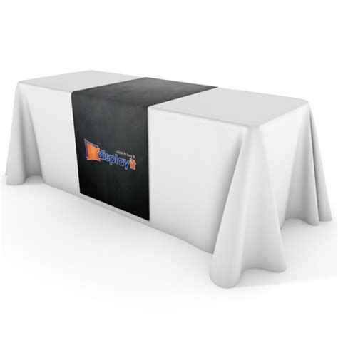 24 wide table runners 24 quot wide dye sub table runner