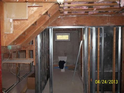 basement finishing products before installing basement finishing products in tewksbury home