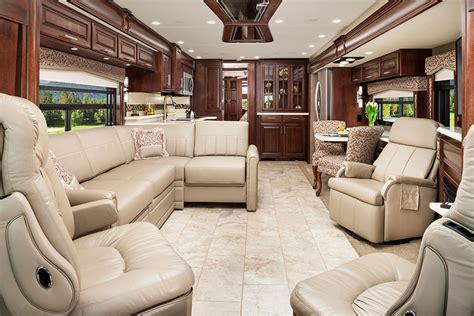 Aspire luxury motorhome from Entegra Coach