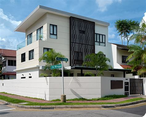 landed house design residential property in singapore singapore real estate