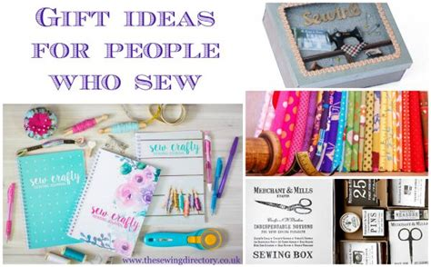 sewing gift ideas gift ideas for who sew