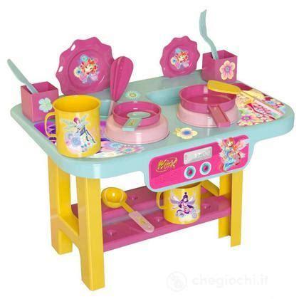 cucina winx cucina grandi giochi giocattoli