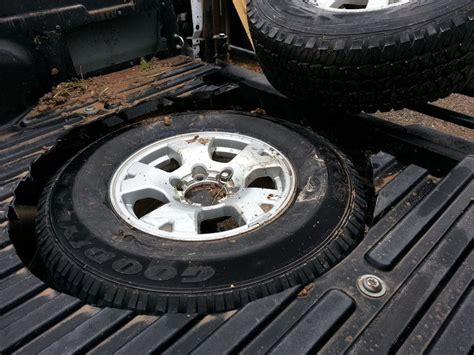spare tire bed mount 2 spare tires tacoma world