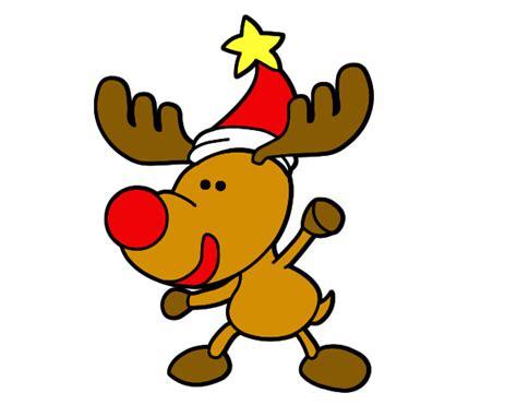 imagenes navidad renos imagen de reno navide 209 o imagui