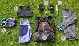 best trail running kit
