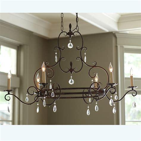 ballard designs chandelier waldorf 6 light oval chandelier lighting ballard designs