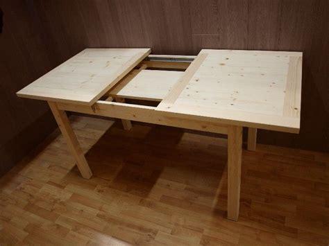 tavolo abete grezzo market legno tavolo allungabile in abete grezzo