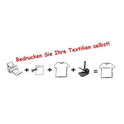 Folie A3 Drucken by 50 St 252 Ck T Shirt Folie Transferfolie A3 F 252 R Helle Stoffe