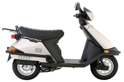 honda elite 80 2007 honda elite 80 motorcycle review top speed
