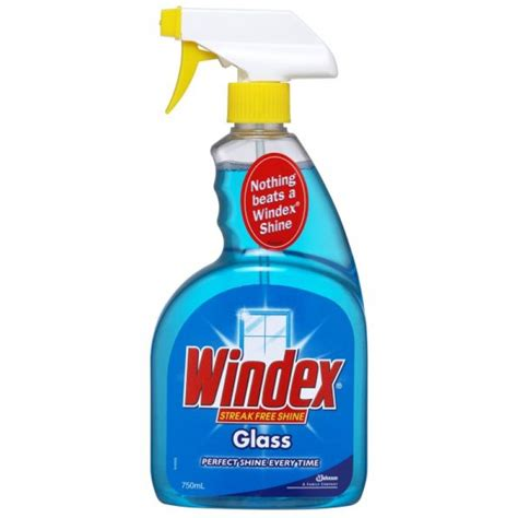 cleaning products windex 750ml glass cleaner j diversey all products