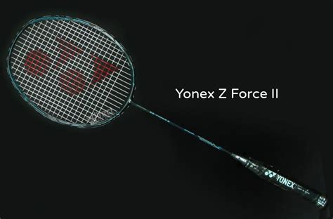 Raket Voltric Z Ii yonex voltric z ii badminton racket review bandmtion rackets badminton
