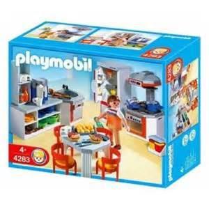 playmobil esszimmer playmobil 4283 cucina zona pranzo city