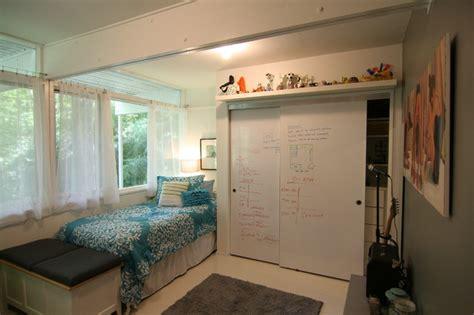 whiteboard for bedroom markerboard closet doors contemporary bedroom other