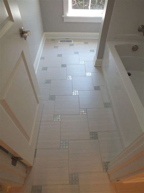 bathroom floor tile layout 1000 ideas about tile floor designs on pinterest floor