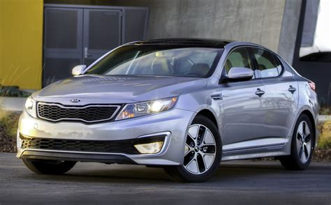 kia optima hybrid overview cargurus