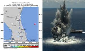 Energea Slimpac 10k Charge 3 0 florida earthquake was really a us navy test which used a 10k pound explosive charge daily