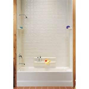 swanstone classics swantile tub wall kit reviews wayfair