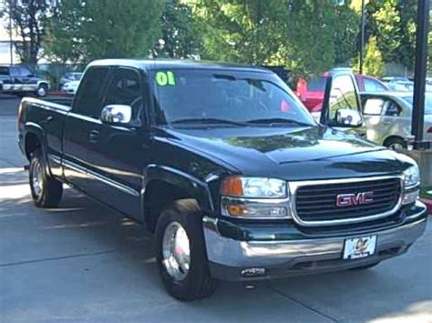 how to work on cars 2001 gmc sierra 1500 interior lighting 2001 gmc sierra 1500 slt loaded pk5467a1 youtube