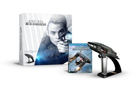 gifts for star trek star trek into darkness starfleet phaser limited edition