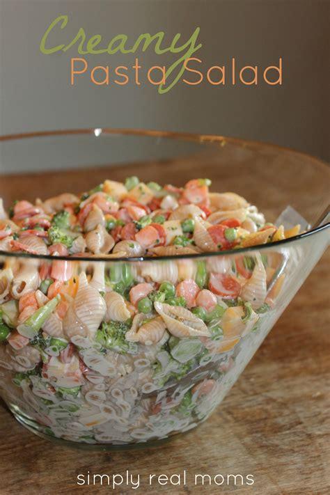 the best creamy chicken pasta salad creamy pasta salad