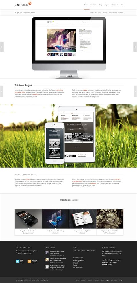 enfold theme nulled enfold theme full width image enfold psd by kriesi themeforest