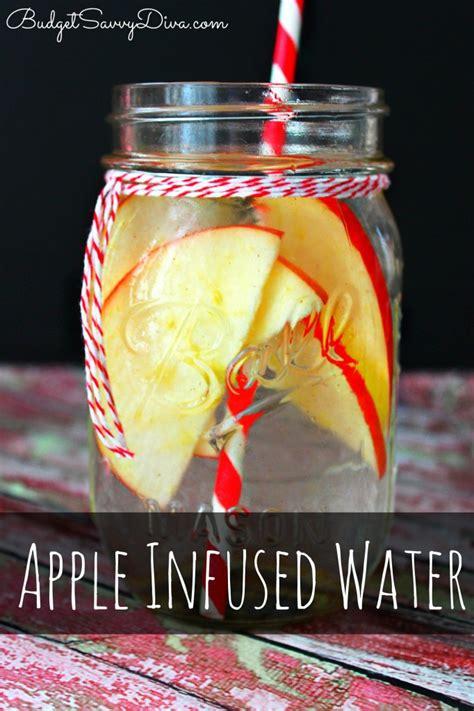 Green Apple Detox Water by Apple Detox Infused Water Recipe
