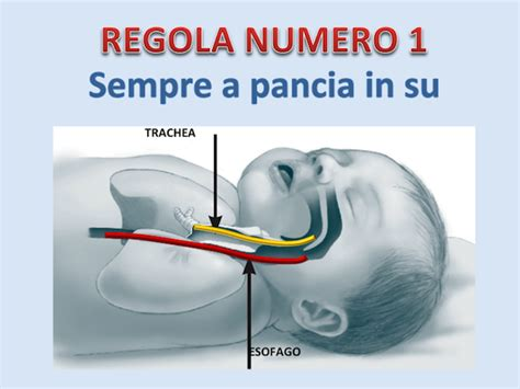 posizione neonato culla in quale posizione devono dormire i neonati