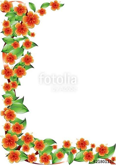 cornici con fiori quot cornice di fiori primavera 2 quot immagini e vettoriali